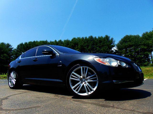 2011 Jaguar XF Supercharged Leesburg, Virginia 1