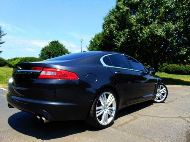 2011 Jaguar XF Supercharged Leesburg, Virginia 6