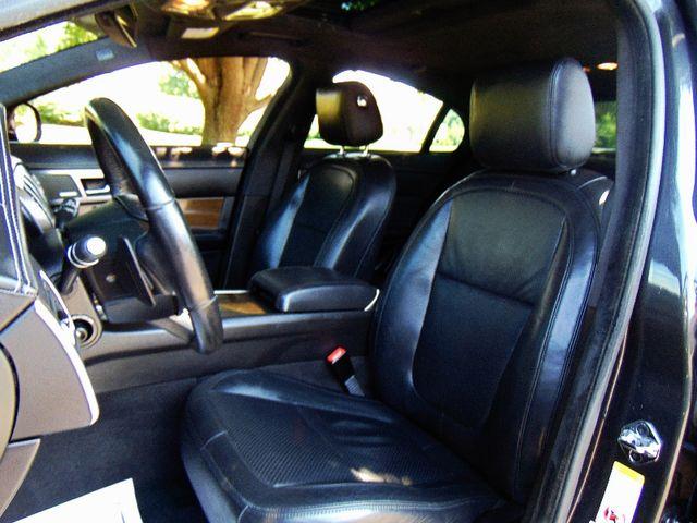 2011 Jaguar XF Supercharged Leesburg, Virginia 16