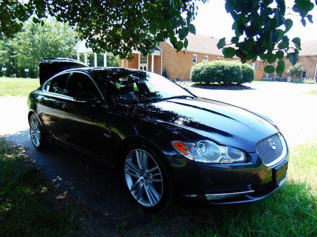 2011 Jaguar XF Supercharged Leesburg, Virginia 12
