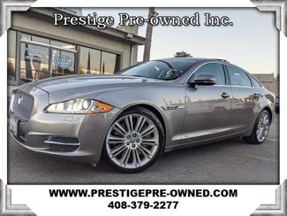 2011 Jaguar XJ XJL SUPERCHARGED in Campbell, CA 95008