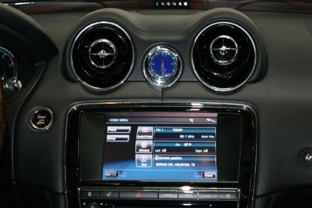 2011 Jaguar XJ XJL Supercharged Houston, Texas 30
