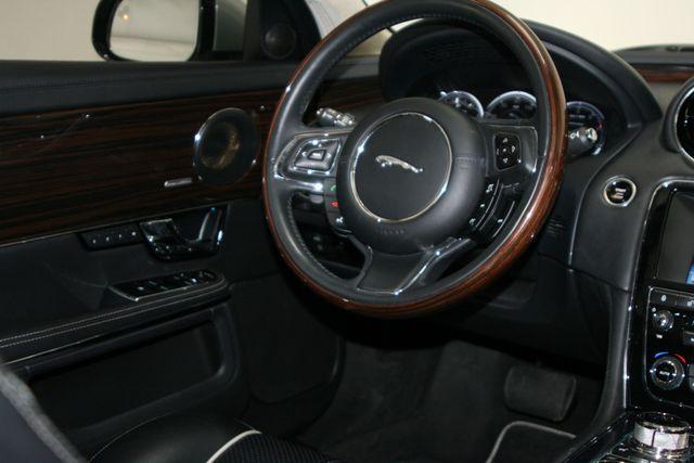2011 Jaguar XJ XJL Supercharged Houston, Texas 33