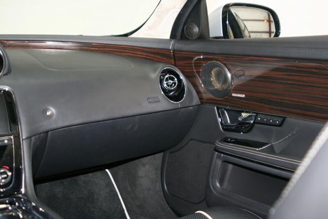 2011 Jaguar XJ XJL Supercharged Houston, Texas 34