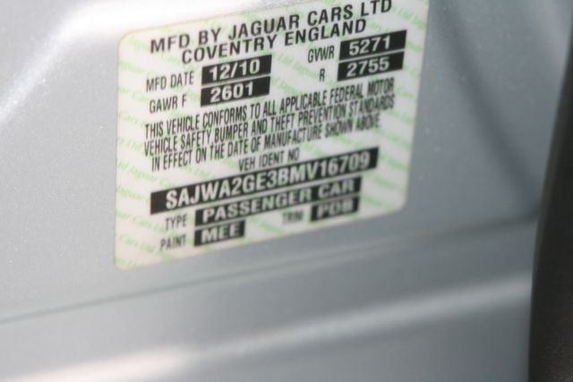 2011 Jaguar XJ XJL Supercharged Houston, Texas 37