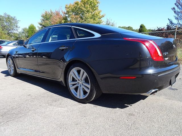 2011 Jaguar XJ XJL Madison, NC 3