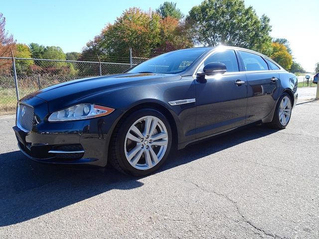 2011 Jaguar XJ XJL Madison, NC 5