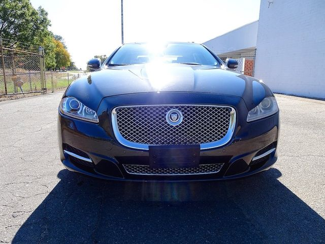 2011 Jaguar XJ XJL Madison, NC 6