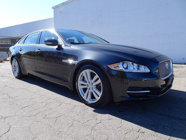 2011 Jaguar XJ XJL Madison, NC 7