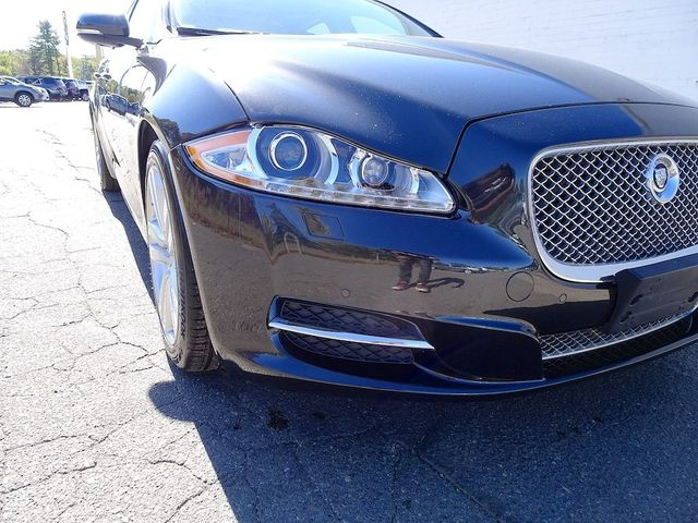 2011 Jaguar XJ XJL Madison, NC 8