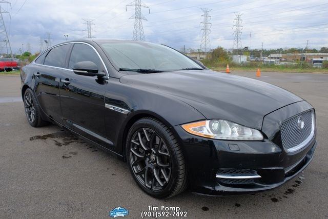 2011 Jaguar XJ XJL Supercharged