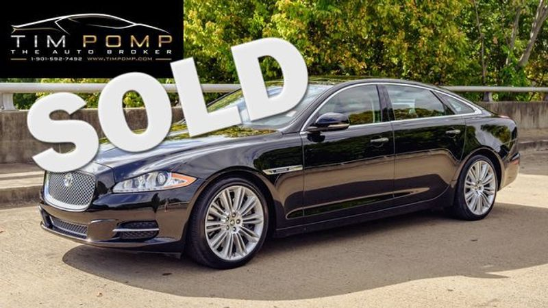 2011 Jaguar XJ XJL Supercharged   Memphis, Tennessee   Tim Pomp - The Auto Broker in Memphis Tennessee