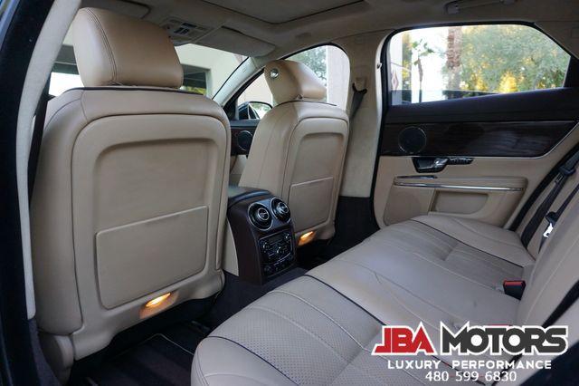 2011 Jaguar XJ Sedan ~ Clean CarFax ~ Highly Optioned ~ LOW MILES in Mesa, AZ 85202