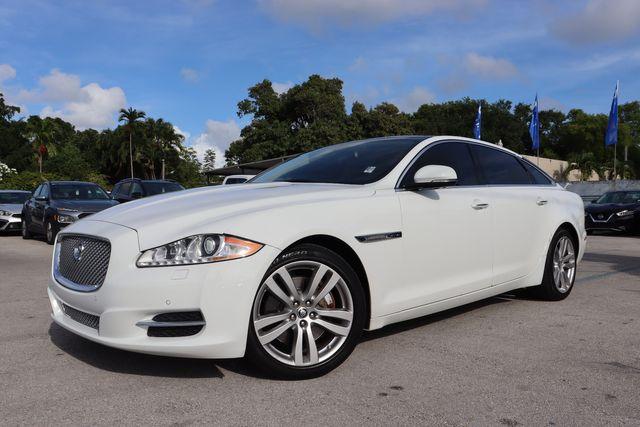 2011 Jaguar XJ XJL in Miami, FL 33142