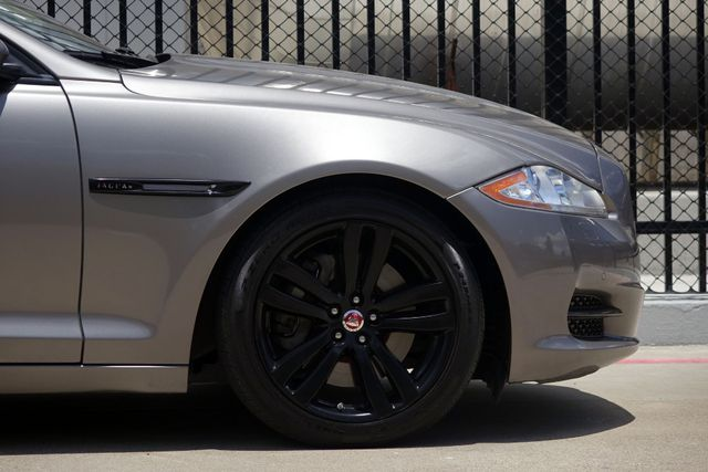 2011 Jaguar XJ XJL * Visibility Pkg * 19's * PANO ROOF * XJ L * Plano, Texas 32