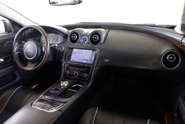 2011 Jaguar XJ XJL * Visibility Pkg * 19's * PANO ROOF * XJ L * Plano, Texas 11