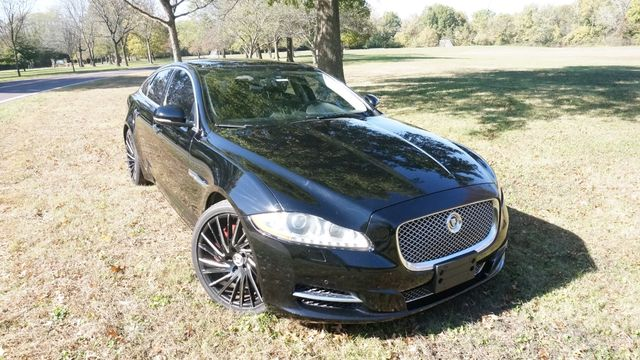 2011 Jaguar XJ Supercharged Valley Park, Missouri 4