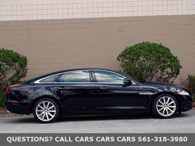 2011 Jaguar XJ XJL in West Palm Beach, Florida 33411