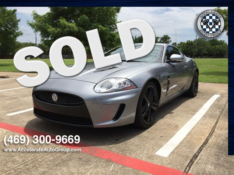 2011 Jaguar XK-R LOW MILES! in Rowlett Texas