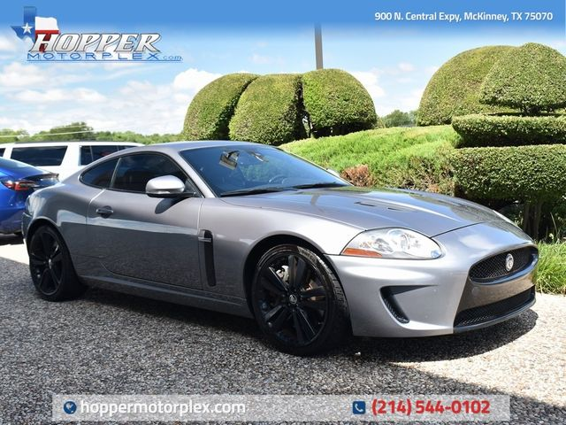 2011 Jaguar XK XKR Base