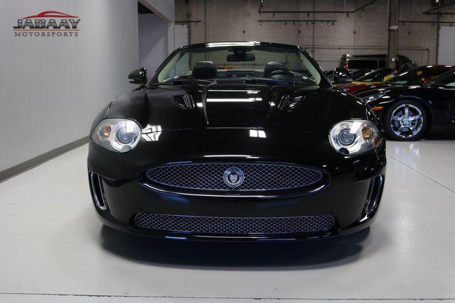 2011 Jaguar XK XKR Merrillville, Indiana 7