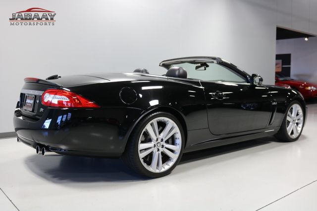 2011 Jaguar XK XKR Merrillville, Indiana 4
