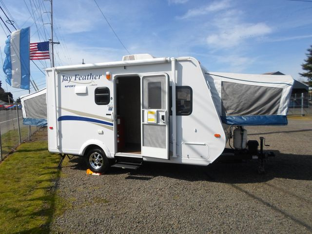 2011 Jayco Jay Feather 17C Salem, Oregon