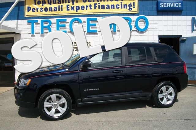 2011 Jeep Compass 4x4 Latitude in Bentleyville Pennsylvania, 15314