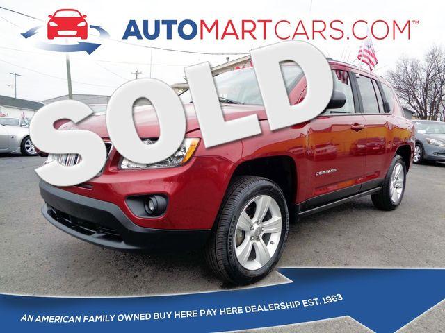 2011 Jeep Compass    Nashville, Tennessee   Auto Mart Used Cars Inc. in Nashville Tennessee