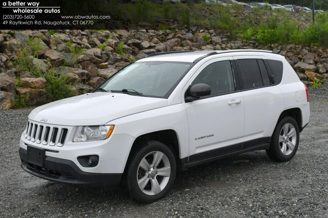 2011 Jeep Compass 4WD Naugatuck, Connecticut