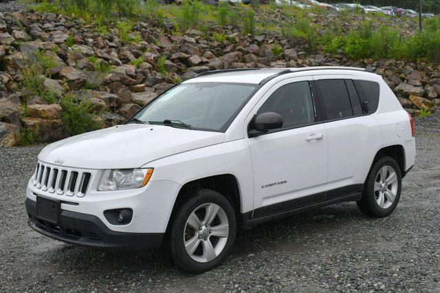 2011 Jeep Compass 4WD Naugatuck, Connecticut 2