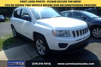 2011 Jeep Compass Latitude  city PA  Carmix Auto Sales  in Shavertown, PA