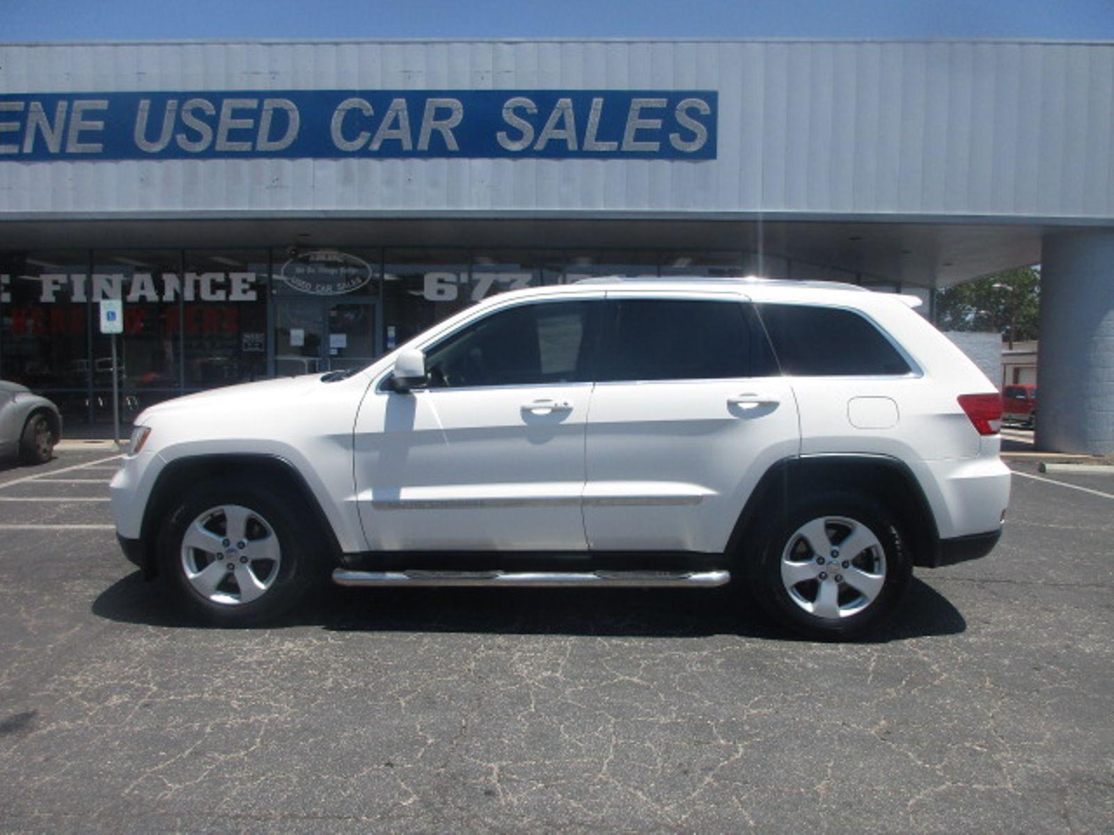 abilene used car sales abilene tx  2011 Jeep Grand Cherokee Laredo Abilene TX Abilene Used Car Sales
