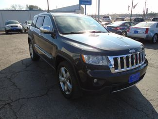 2011 Jeep Grand Cherokee Overland  Abilene TX  Abilene Used Car Sales  in Abilene, TX