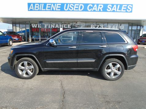 2011 Jeep Grand Cherokee Overland in Abilene, TX