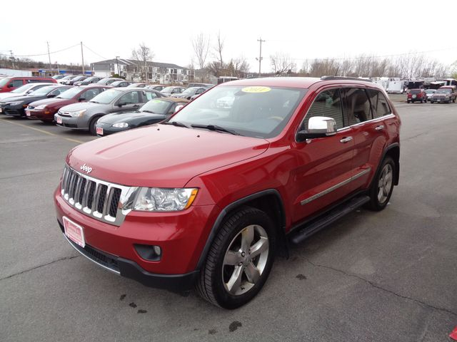 2011 Jeep Grand Cherokee Overland in Brockport, NY 14420