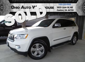 2011 Jeep Grand Cherokee Limited 4x4 Navigation Panoramic Roof We Finance | Canton, Ohio | Ohio Auto Warehouse LLC in Canton Ohio