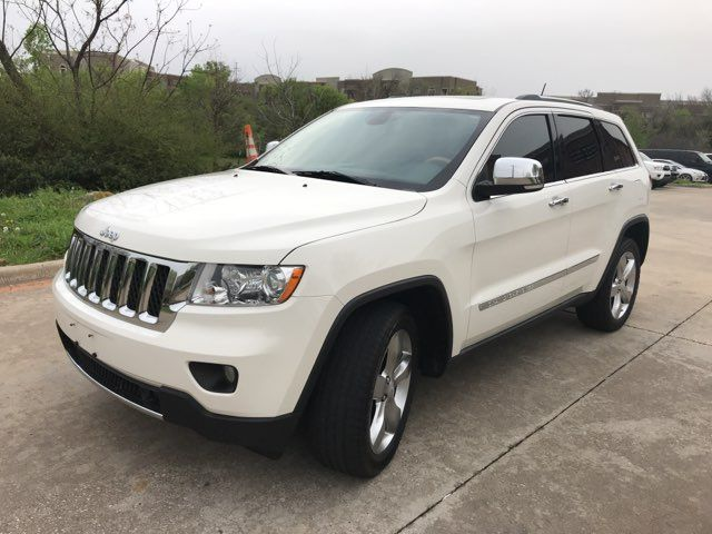 2011 Jeep Grand Cherokee Overland. ONE OWNER in Carrollton, TX 75006