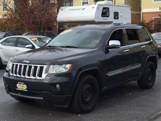 2011 Jeep Grand Cherokee Overland   Champaign, Illinois   The Auto Mall of Champaign in Champaign Illinois