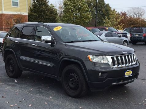 2011 Jeep Grand Cherokee Overland | Champaign, Illinois | The Auto Mall of Champaign in Champaign, Illinois