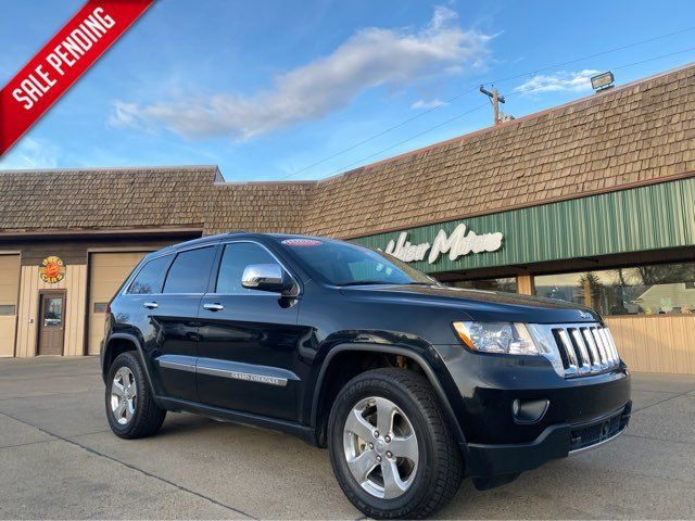 2011 Jeep Grand Cherokee Overland ONLY 43,000 Miles 5.7