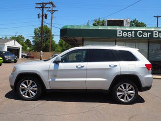 2011 Jeep Grand Cherokee 70th Anniversary Englewood, CO 8