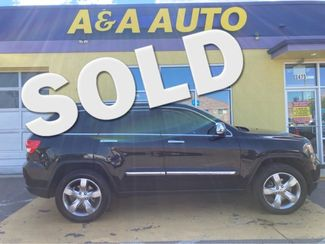 2011 Jeep Grand Cherokee Overland in Englewood, CO 80110