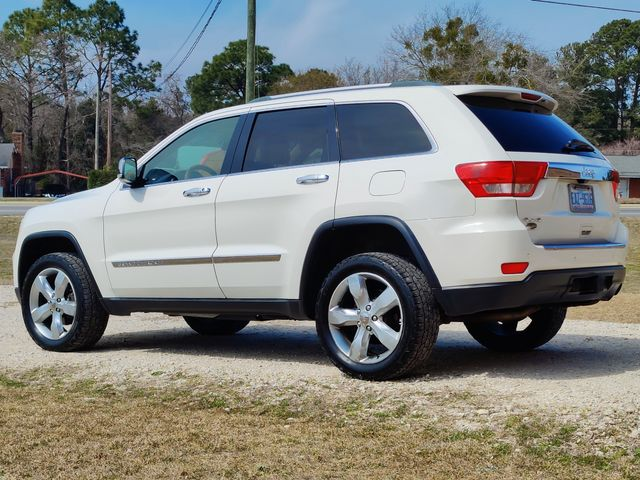 2011 Jeep Grand Cherokee Overland in Hope Mills, NC 28348