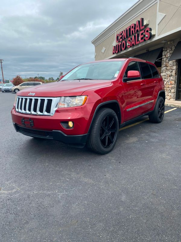 2011 Jeep Grand Cherokee Laredo   Hot Springs, AR   Central Auto Sales in Hot Springs AR