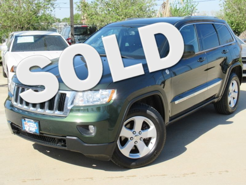 2011 Jeep Grand Cherokee Laredo 4WD  | Houston, TX | American Auto Centers in Houston TX