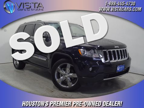 2011 Jeep Grand Cherokee Limited in Houston, Texas