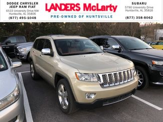2011 Jeep Grand Cherokee in Huntsville Alabama