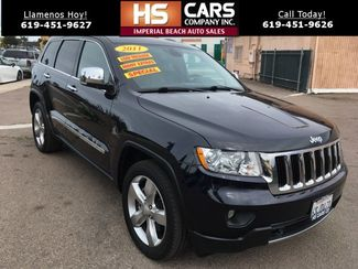 2011 Jeep Grand Cherokee Limited Imperial Beach, California