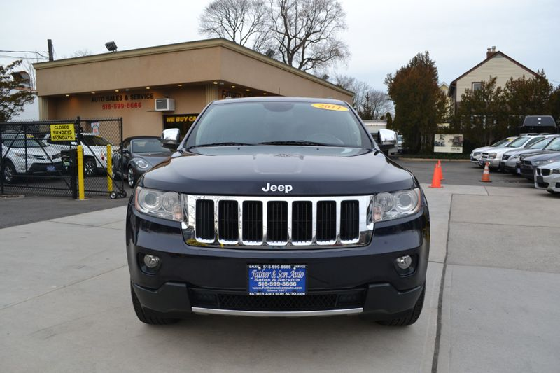 2011 Jeep Grand Cherokee Limited  city New  Father  Son Auto Corp   in Lynbrook, New
